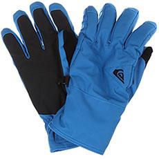 Перчатки сноубордические QUIKSILVER Cross Glove Daphne Blue