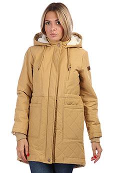 Куртка зимняя женская Roxy Slalomchic Curry