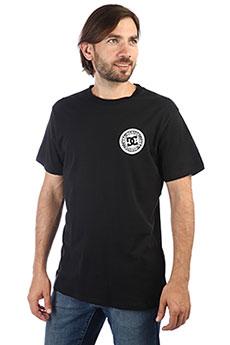 Футболка DC Circle Star Fb Black
