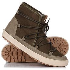 Ботинки зимние женские Roxy Darwin Military