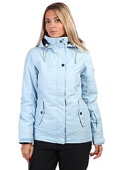 Куртка утепленная женская Roxy Billie Powder Blue