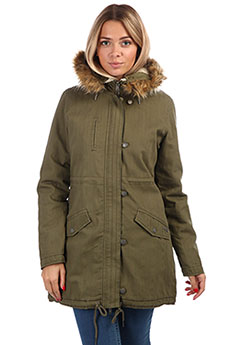 Парка женская Roxy Essentialelemen Burnt Olive