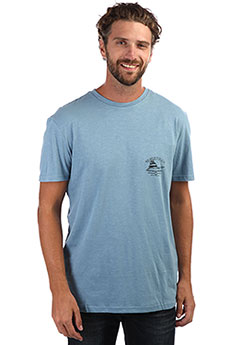 Футболка QUIKSILVER Lauderdaless Blue Shadow