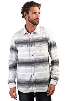 Рубашка QUIKSILVER Kanagawa Micro Chip Heavy Fla