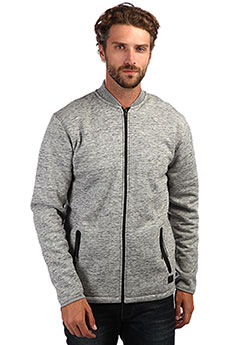 Бомбер QUIKSILVER Kurowsherpabomb Light Grey Heather