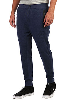 Штаны спортивные QUIKSILVER Yattemipant Bijou Blue Heather