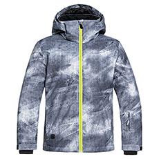 Куртка утепленная детская QUIKSILVER Miss Pr Yth Jk Grey_simple Texture
