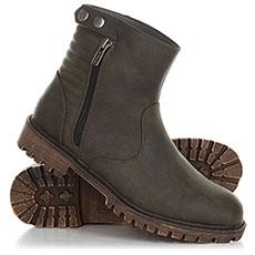 Ботинки зимние женские Roxy Margo Boot Charcoal