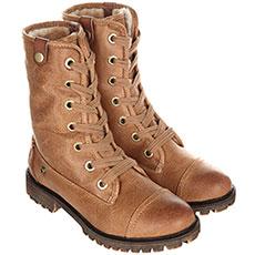 Ботинки зимние женские Roxy Bruna Boot Tan