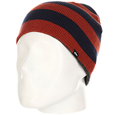 Шапка QUIKSILVER Revstrbeanieboy Medieval Blue