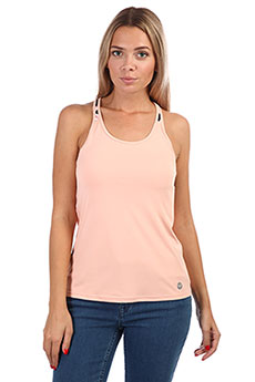 Майка Roxy Be You Tank Charcoal Heather Flo