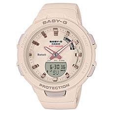 Кварцевые часы женские Casio G-Shock Baby-G 69007 bsa-b100-4a1er