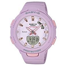 Кварцевые часы женские Casio G-Shock Baby-G 69008 bsa-b100-4a2er