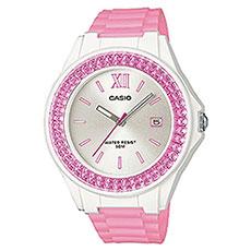 Кварцевые часы женские Casio Collection 68979 lx-500h-4e3vef