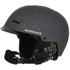 Шлем для сноуборда QUIKSILVER Fusion Blaсk