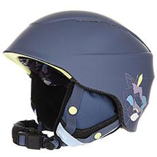 Шлем для сноуборда женский Roxy Millbury Crown Blue bold Peta