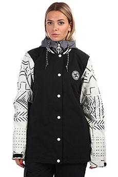 Куртка утепленная женская DC Dcla Women Jkt Black