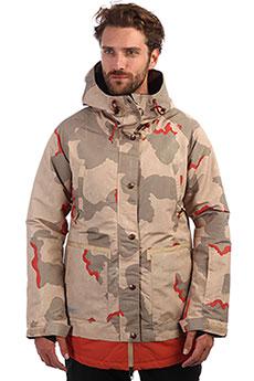 Куртка утепленная DC Riji Hot Sauce Dcu Camo