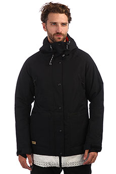 Куртка утепленная DC Riji Black