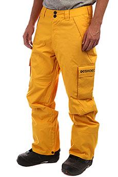 Штаны сноубордические DC Banshee Golden Rod