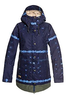 Куртка DC Riji Dark Blue Mud Cloth