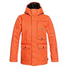 Куртка утепленная детская DC Servo Red Orange