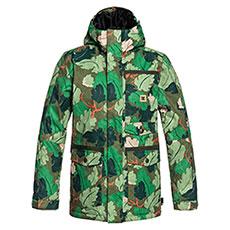 Куртка утепленная детская DC Servo Chive Leaf Camo Yout
