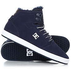 Кеды зимние DC Shoes Crisis High Wnt Navy/Khaki