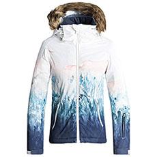 Куртка утепленная детская Roxy Jet Ski Girl Se G Snjt Bright White_snowyva