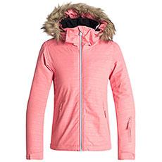 Куртка утепленная детская Roxy Jet Ski Girl Em G Snjt Shell Pink indie Str