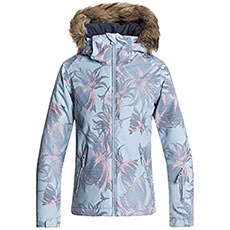 Куртка утепленная детская Roxy Jet Ski Girl Jk G Snjt Powder Blue swell Fl