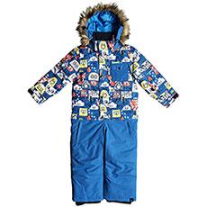 Комбинезон сноубордический детский QUIKSILVER Rookie Kids Sui K Snsu Daphne Blue_animal P