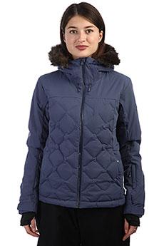 Куртка утепленная женская Roxy Breeze Crown Blue