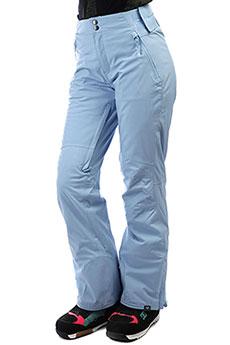 Штаны сноубордические женские Roxy Down T Line Powder Blue