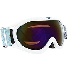 Маска для сноуборда детская Roxy Loola2 Bright White alska B
