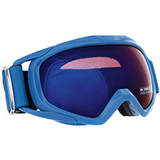 Маска для сноуборда детская QUIKSILVER Eagle Daphne Blue animal P