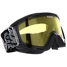 Маска для сноуборда QUIKSILVER Sherpa Bw Black