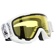 Маска для сноуборда QUIKSILVER Sherpa Bw Snow Whitе