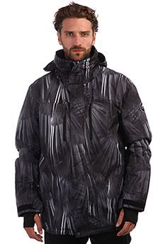 Куртка QUIKSILVER Mission Pr Black_stellar
