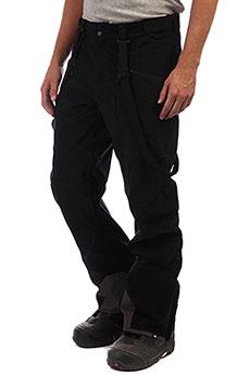 Штаны сноубордические QUIKSILVER Boundry Plus Black