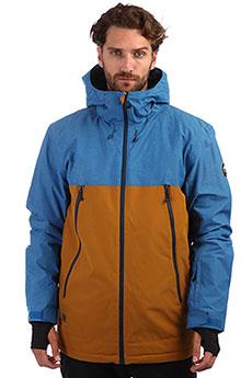 Куртка утепленная QUIKSILVER Sierra Golden Brown