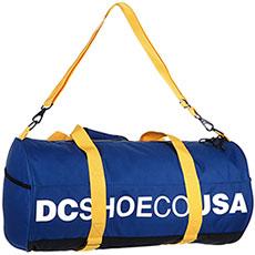 Сумка спортивная DC Plunger Duffle Sodalite Blue