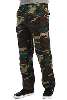 Штаны широкие DC Infield Pants Camo