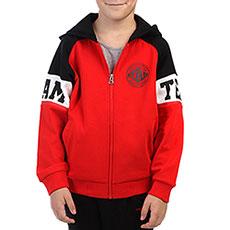 Толстовка классическая детская ANTA 35738711 Красная