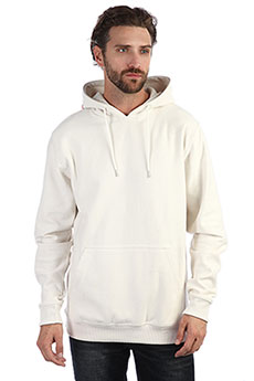 Толстовка кенгуру DC Skate Reverse White