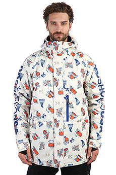 Куртка DC Ripley Silver Birch Pbj Gra