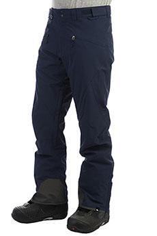 Штаны сноубордические QUIKSILVER Boundry Dress Blues