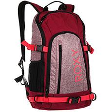 Рюкзак спортивный женский Roxy Tribute Backpac Beet Red