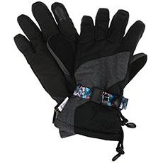 Перчатки сноубордические женские Roxy Crystal Gloves True Blаck