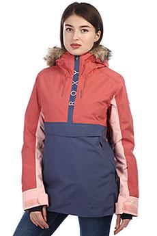 Анорак сноубордический женский Roxy Shelter Dusty Cedar